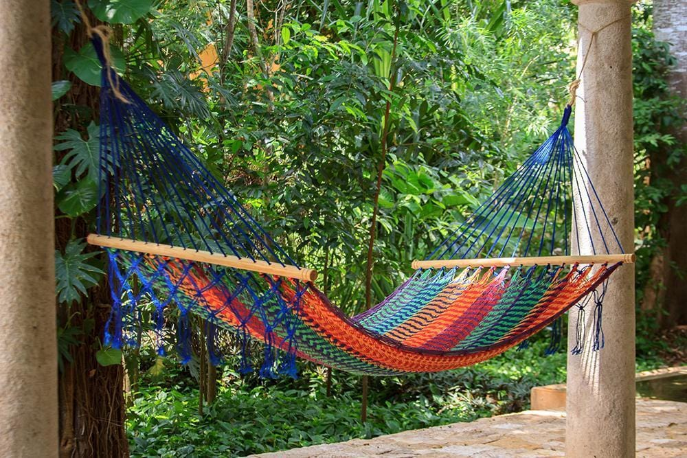 Resort No fringe Queen Size Mexicana - JUST Hammocks