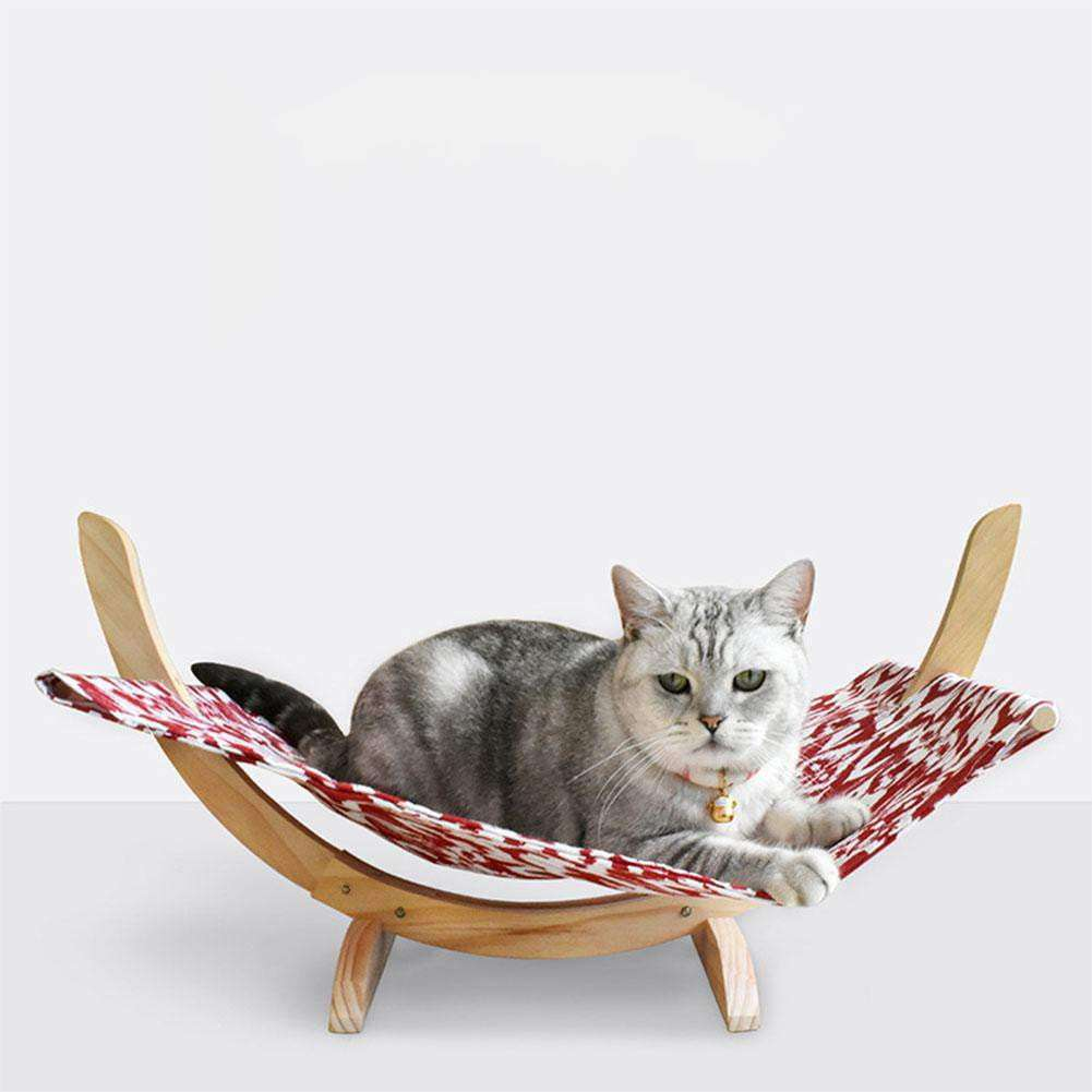 Small Hammock Hanging Bed Swing For Cats - JUST Hammocks