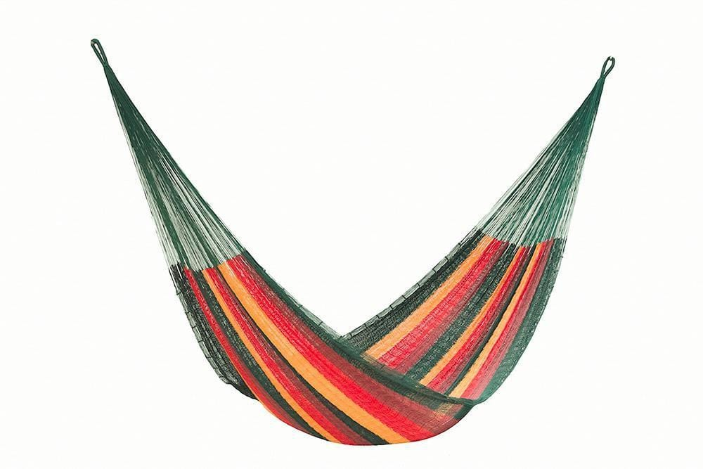 Queen Size Cotton Hammock in Imperial - JUST Hammocks