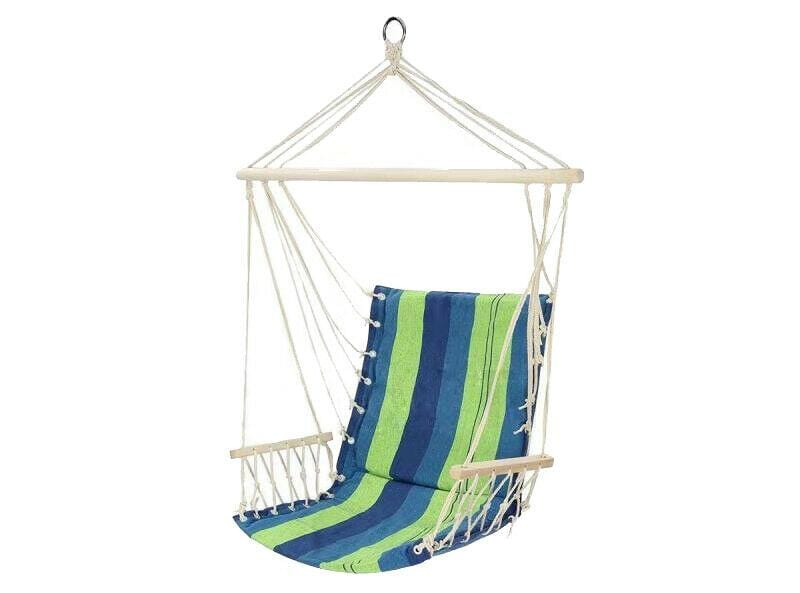 Hanging Hammock Chair Swing indoor outdoor camping - JUST Hammocks