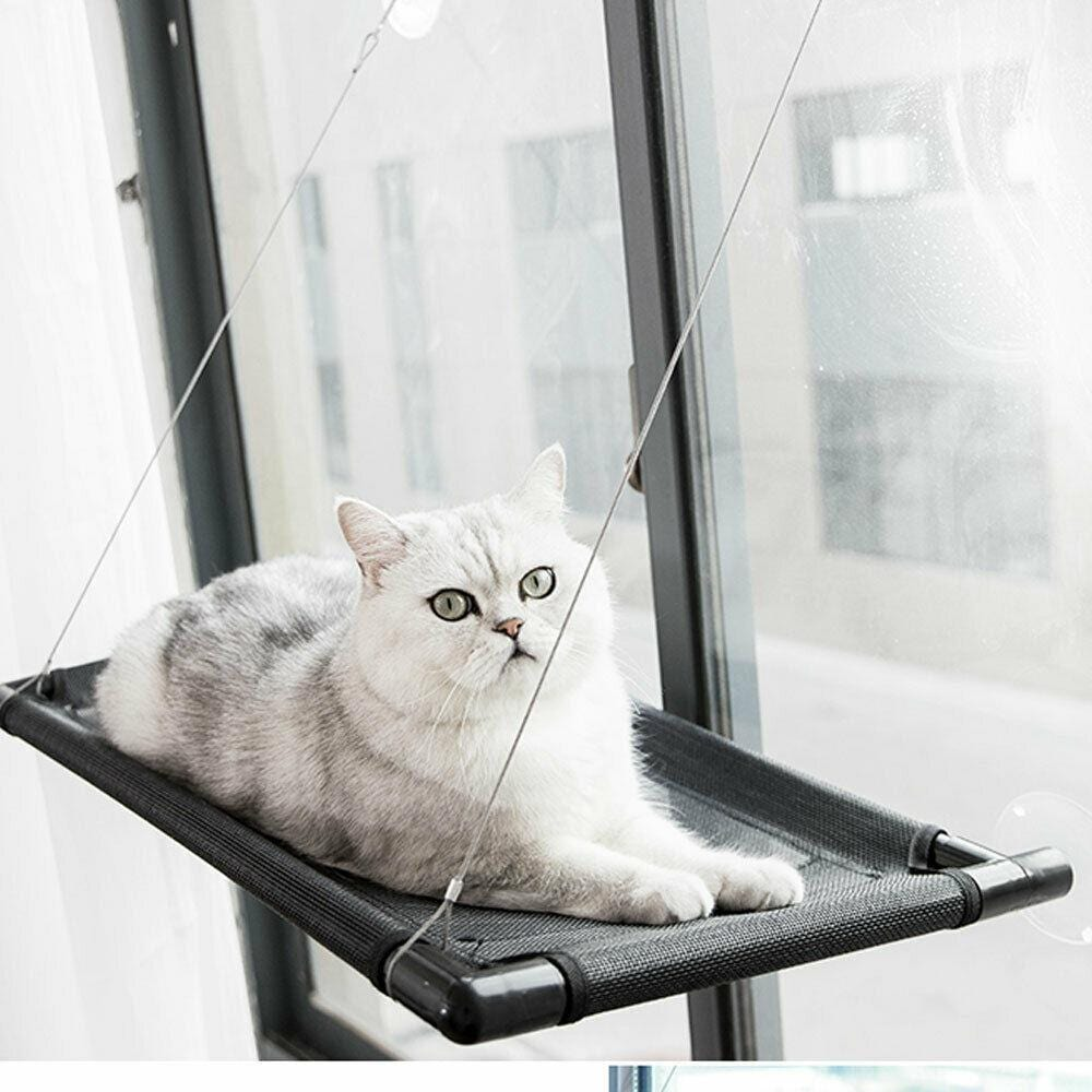 Pet Hanging Sunny Seat Window Bed - JUST Hammocks