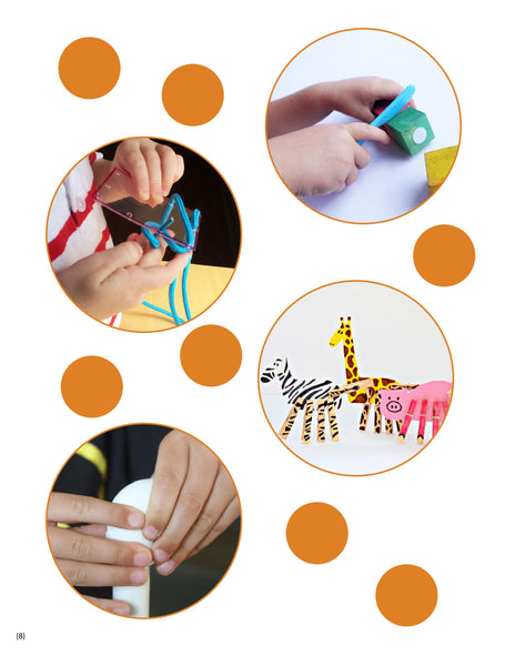 200+ Fine Motor Activities for Kids!