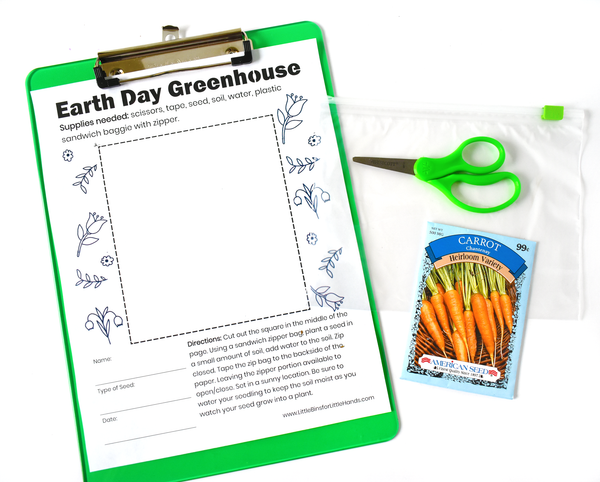 Earth Day STEM Pack