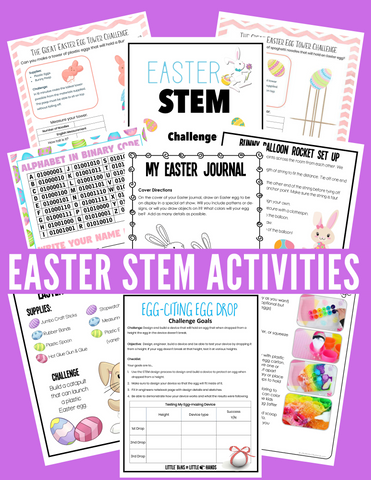 Easter STEM Pack