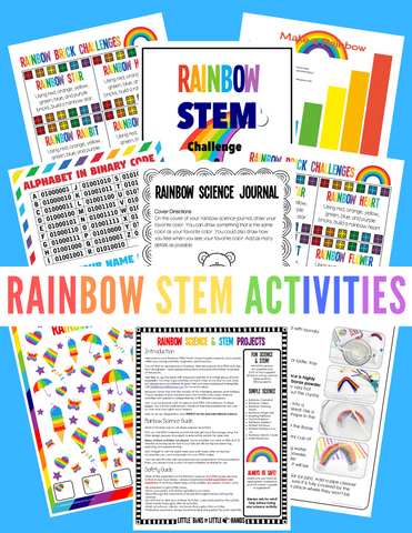 Rainbow STEM Pack