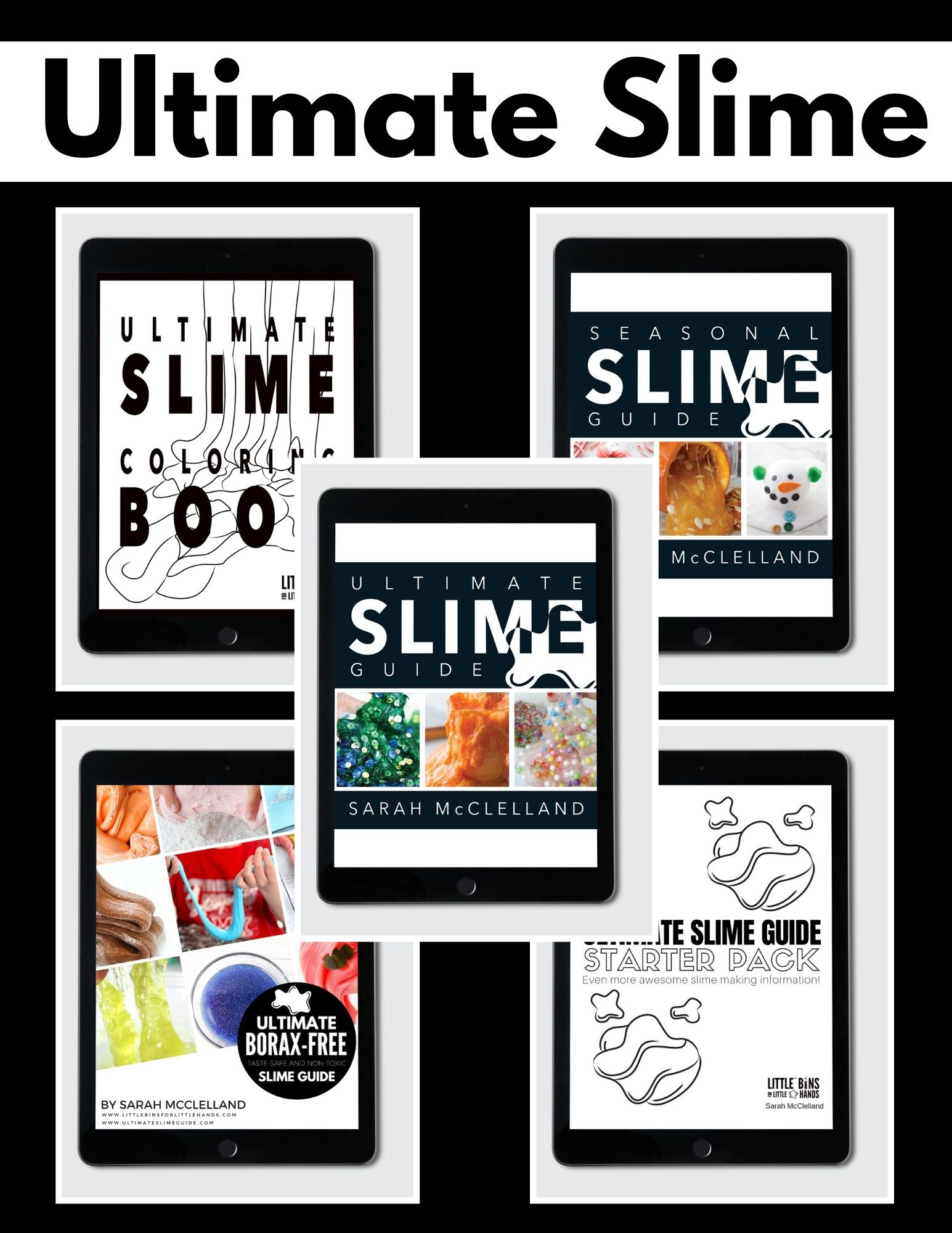 Ultimate Slime Guide & Bonus Materials