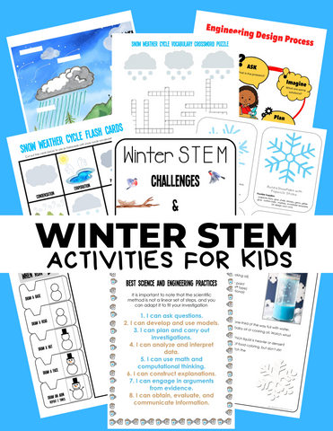 Winter STEM Pack