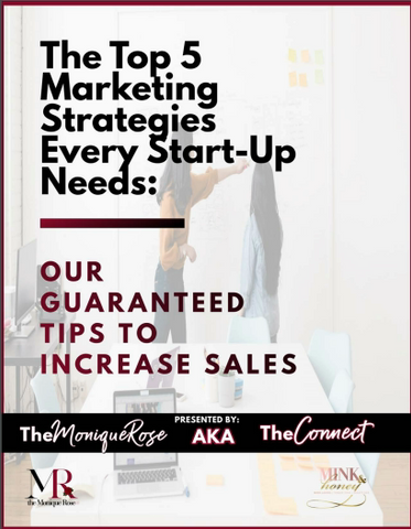 The Top 5 Marketing Strategies Every Start-Up Needs: Our Guaranteed Tips To Increase Sales