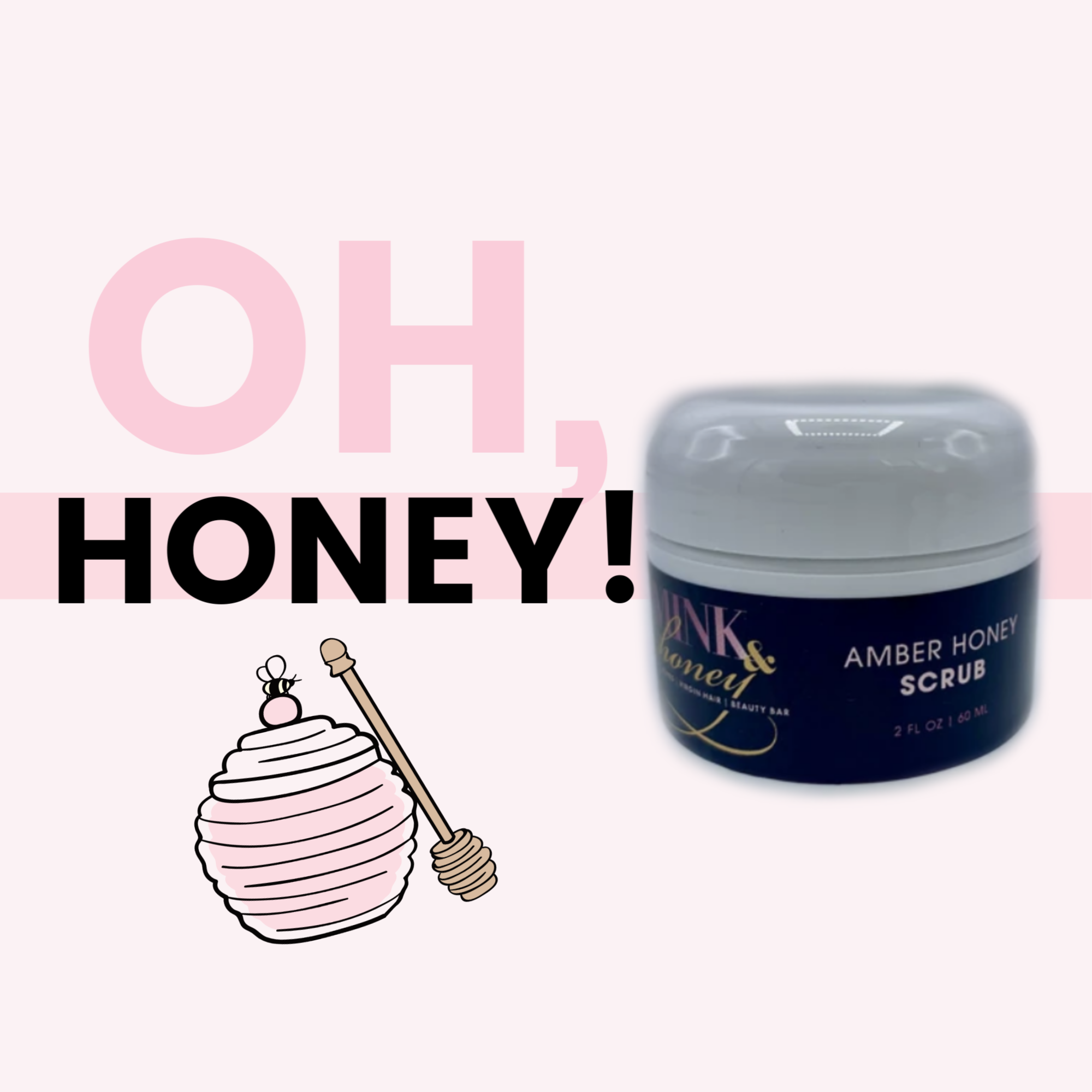 Amber Honey Scrub