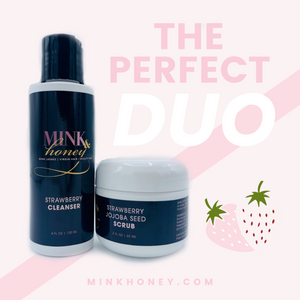 Strawberry Face Duo