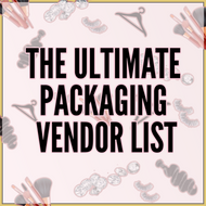 The Ultimate Packaging Vendor List