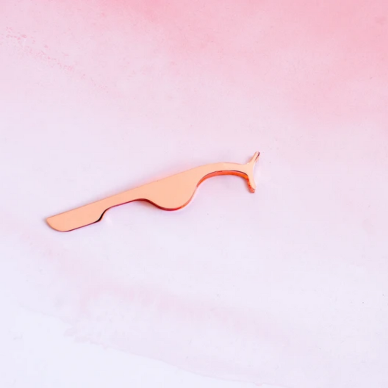Rose Gold Lash Applicator