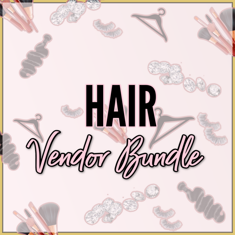 Hair Vendor Bundle