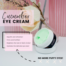 Load image into Gallery viewer, Cucumber Eye Cream