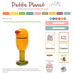 Press from Petite Planet - March 18, 2012