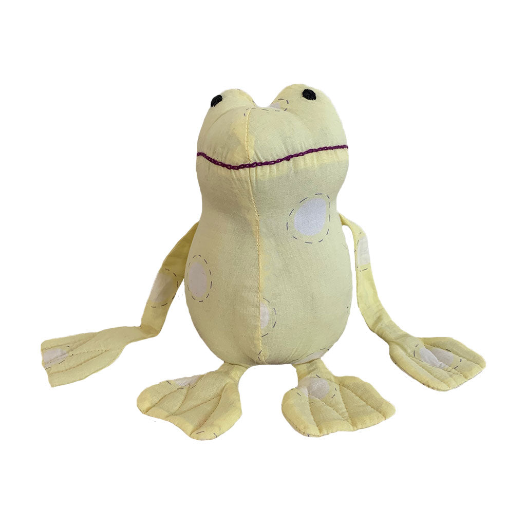 Plush Froggy