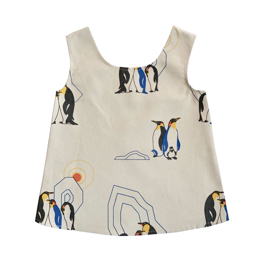 Toddler Apron- Penguin