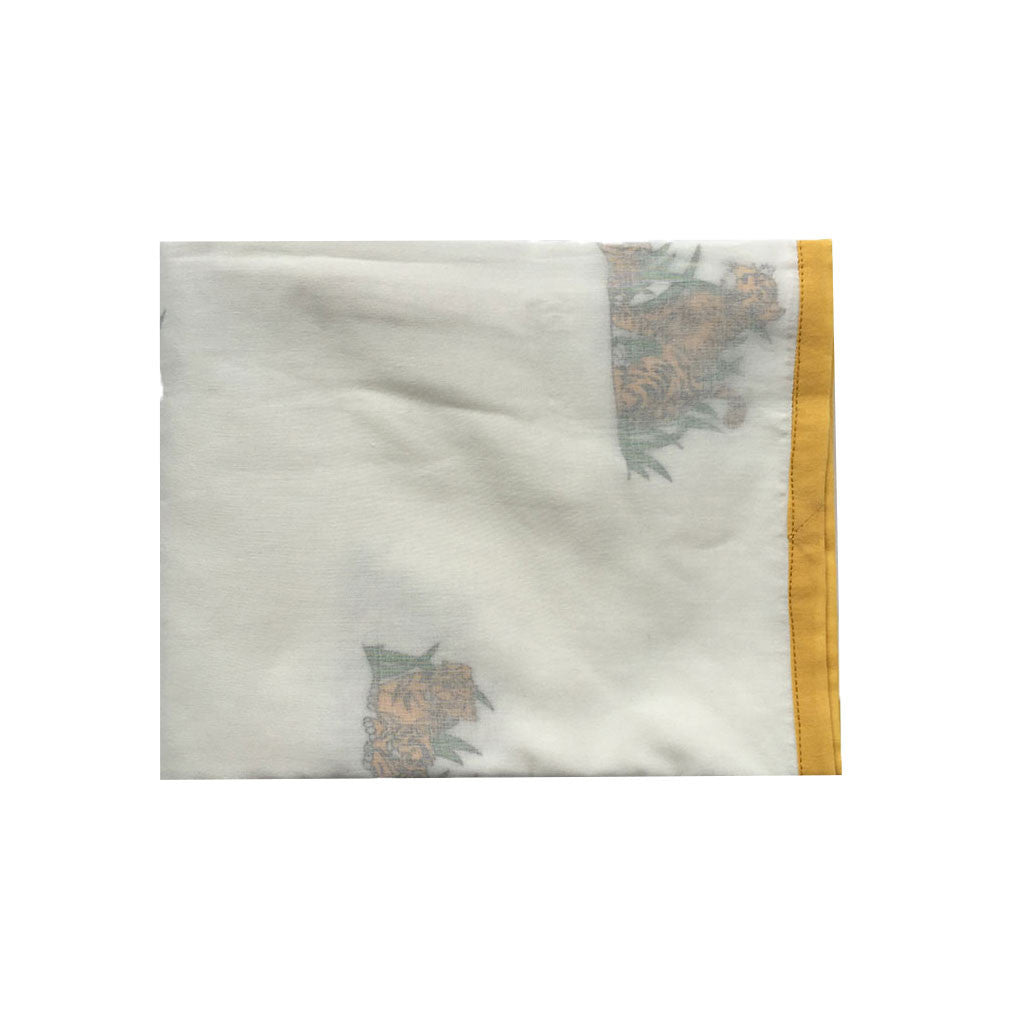 Layered Muslin Blanket - Tiger -  - 1