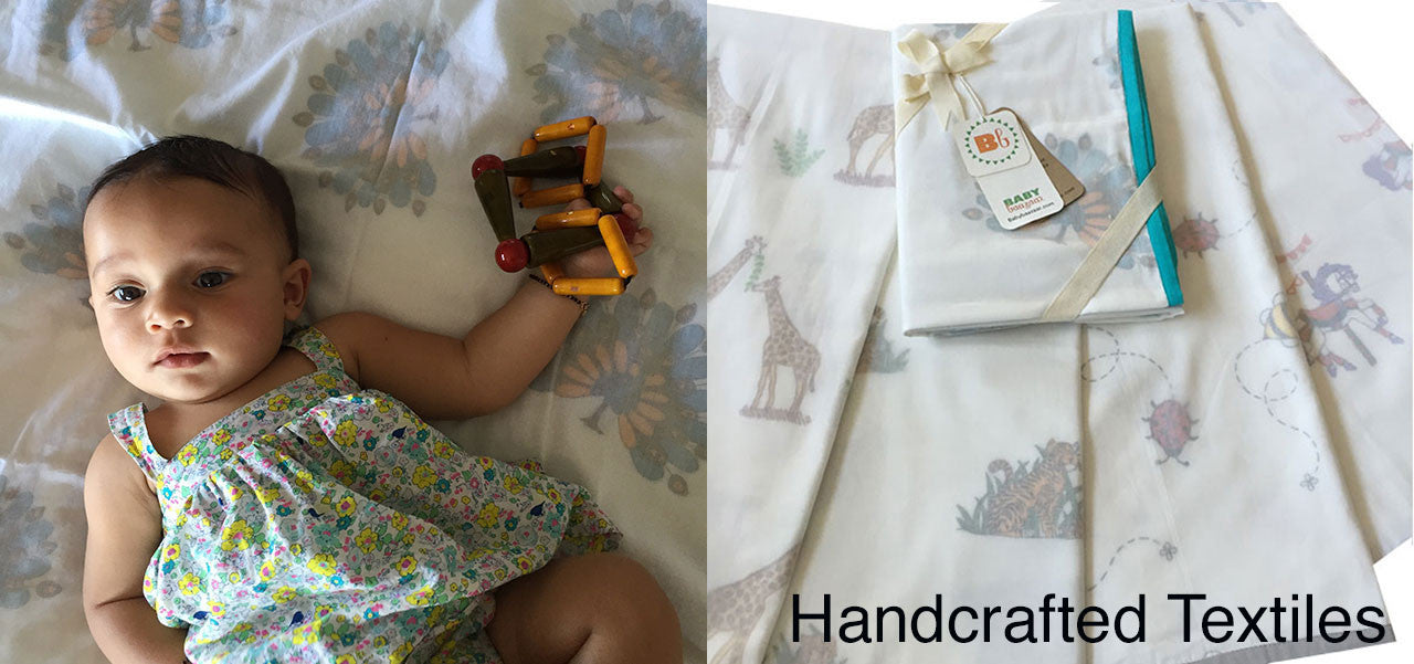 Handcrafted Baby Textiles