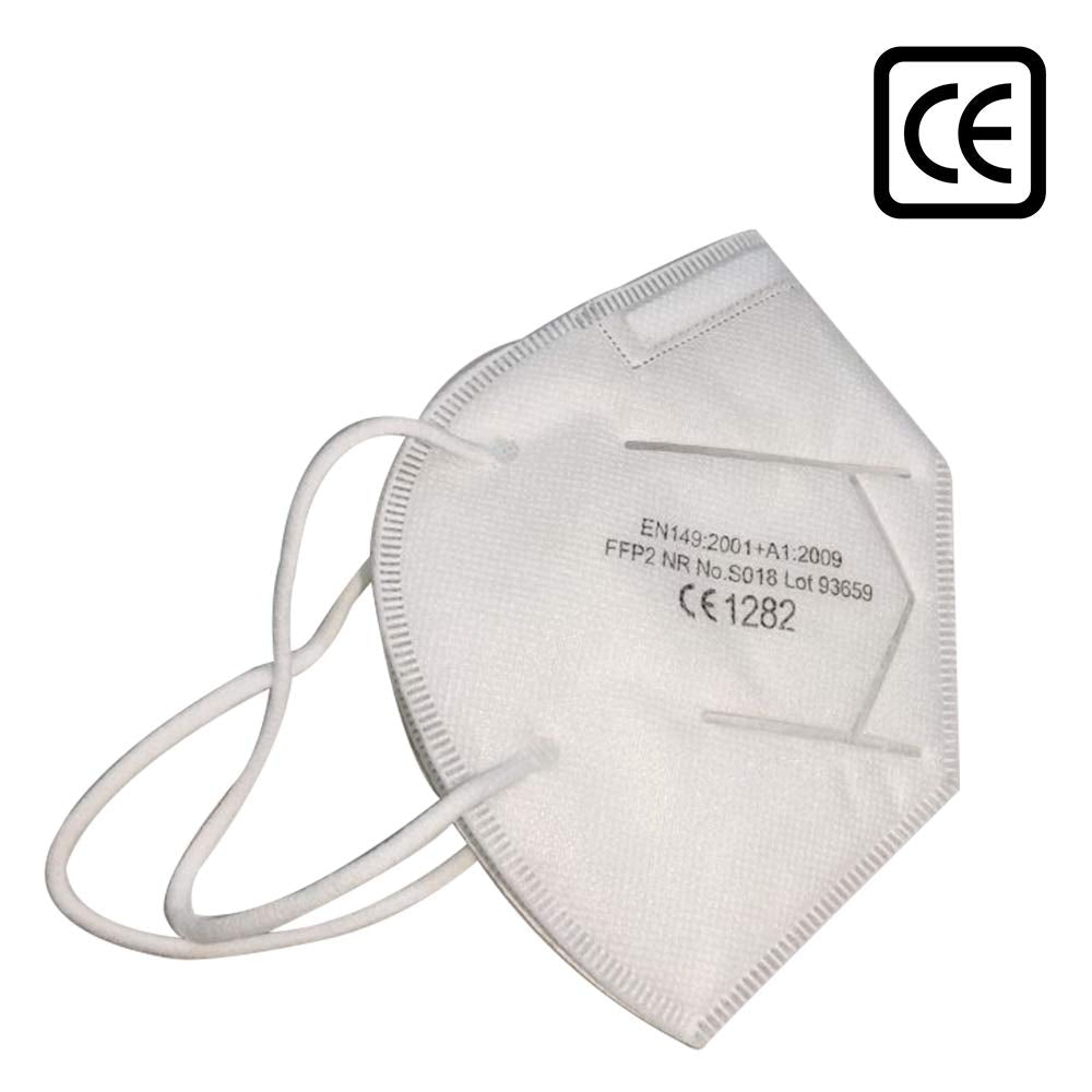 N95 Mask Respirator ISI Certified Anti Polluiton Safety Face Mask