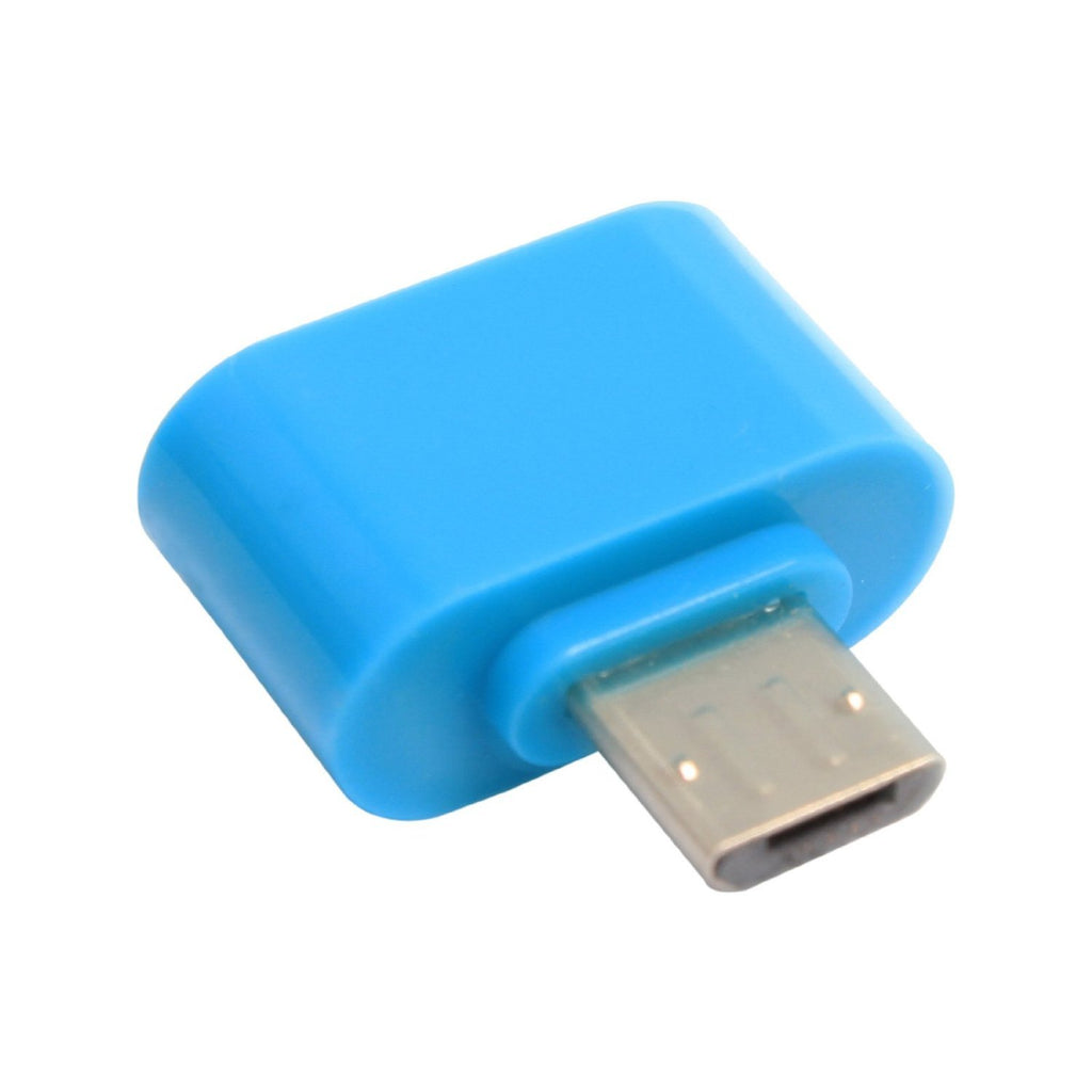 Micro USB On-The-Go OTG Adapter for Smartphones
