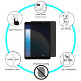 ECellStreet® Impossible Glass 2.5D Screen Guard with Installation Kit, Scratch -Resistant,HD Clear for Apple iPad 10.2