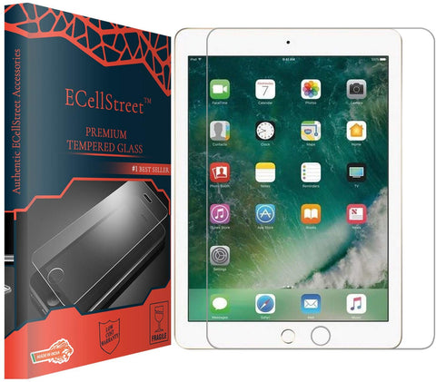 Ipad Mini / Mini 2 Tempered Glass Shatter Proof Screen Protector