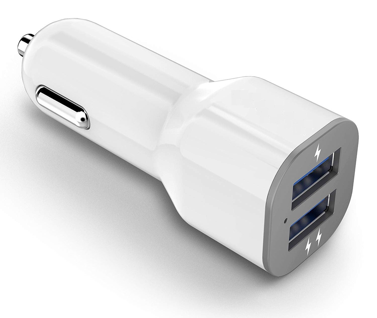 3.1A Dual Usb Ports Fast Universal Charging Car Charger Adapter