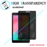 ECellStreet® 0.3 mm 9H Flexible Gorilla Guard Impossible Glass Screen Protector Shield for Samsung Galaxy Tab A 8.0 (SM-T290)