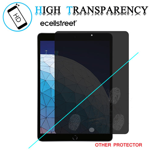 ECellStreet® Impossible Glass 2.5D Screen Guard with Installation Kit, Scratch -Resistant,HD Clear for Apple iPad Mini 4/ Mini 5