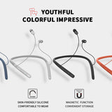 Z7000A Headset V4.1 Bluetooth Headphones Wireless Neckband Headset Stereo Noise Cancelling Earbuds (Assorted Color)