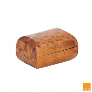 THUYA WOODBOX SMALL SOAP