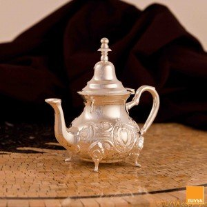TEAPOT MANCHESTER TRADITION SILVERPLATED M2 LEGS