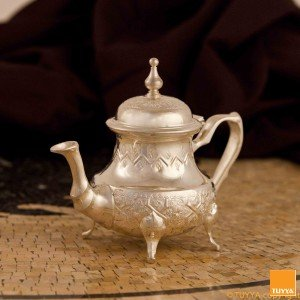 TEAPOT MAESTRO ZIGZAG SILVERPLATED M2