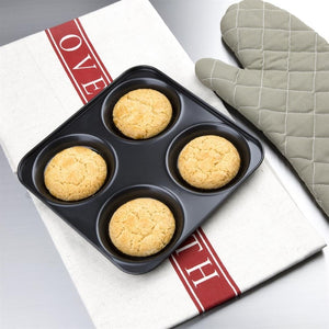 Vogue antikleef Yorkshire pudding vorm