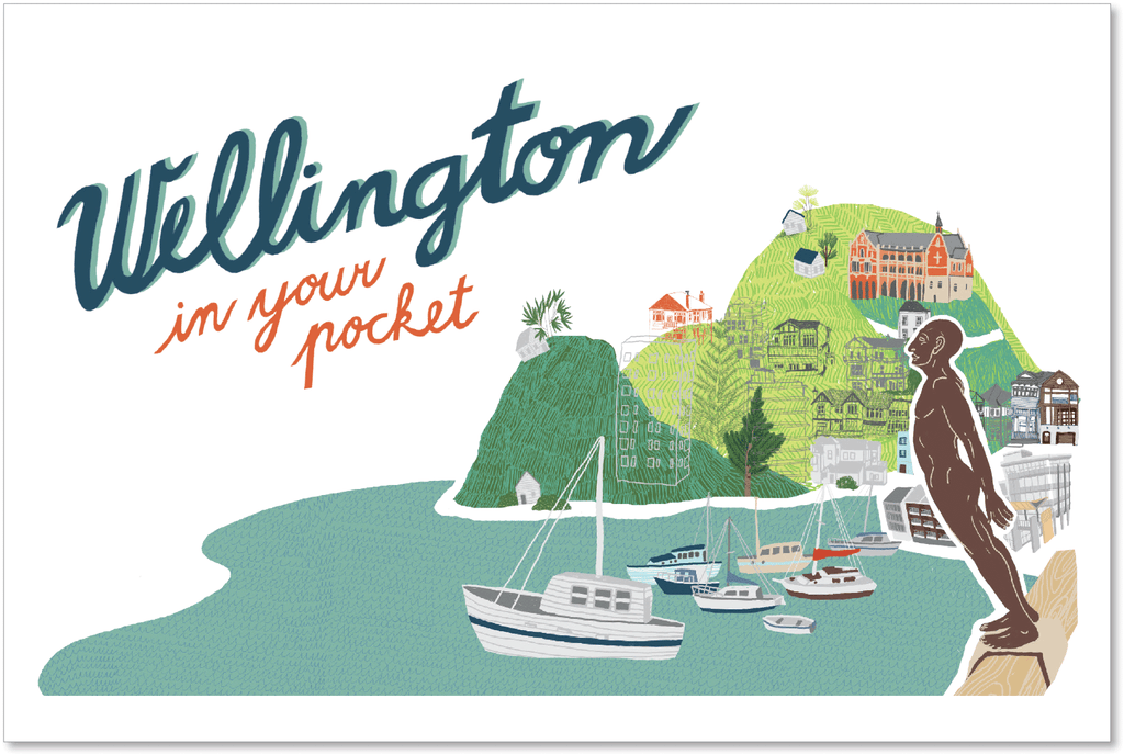 Wellington in Your Pocket - New Book Out Now!