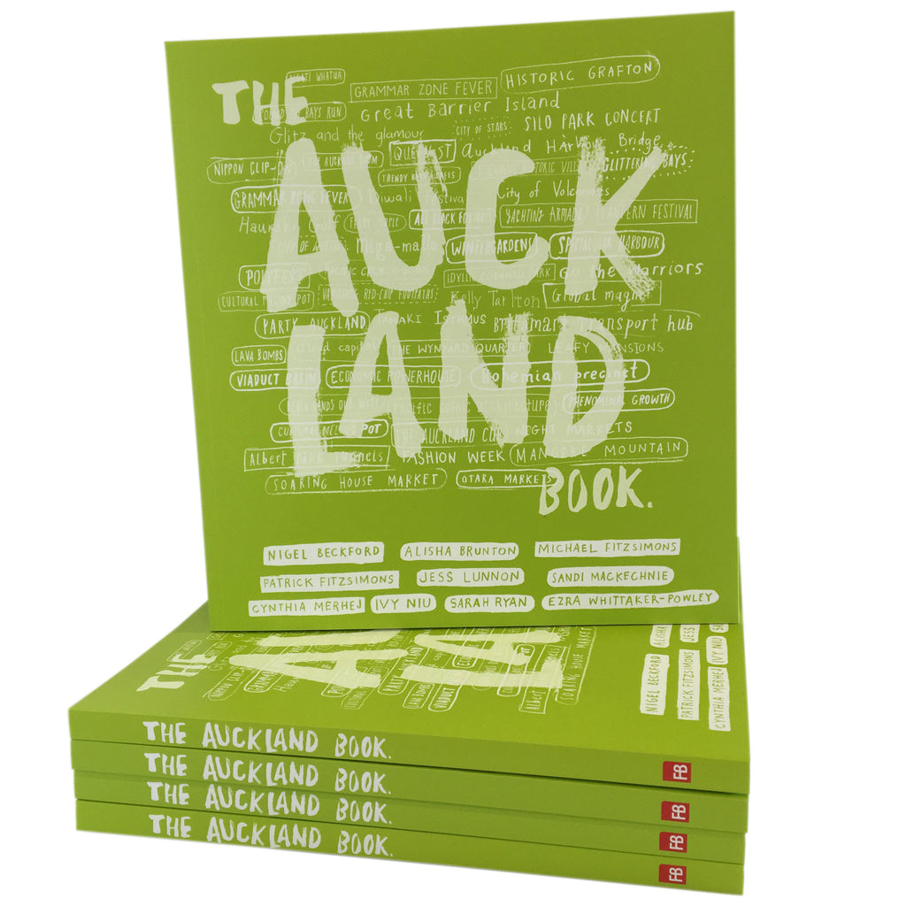 The Auckland Book - last copies half price $20