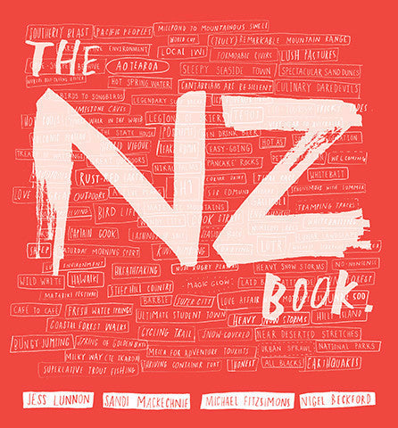 The NZ Book - final 20 copies only $30. Don't Miss Out.
