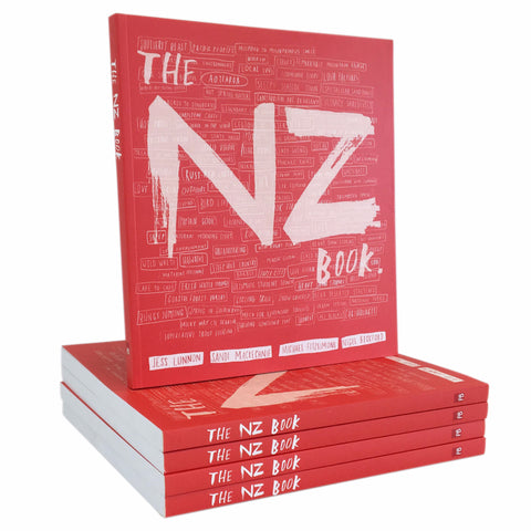 The NZ Book - final 50 copies only $20. Don't Miss Out.