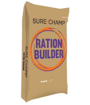 SURE CHAMP® RATION BUILDER