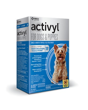 Activyl® for dogs & puppies