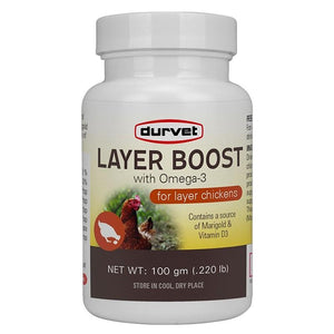 Layer Boost with Omega 3 from Durvet