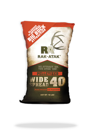 Rak-Atak Wide Spread Pellets