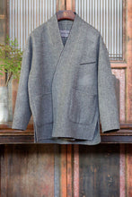 Load image into Gallery viewer, Men's Cashmere Coat w/ Removable Belts