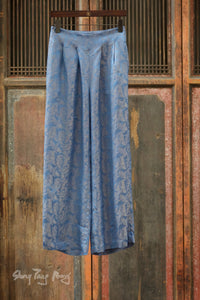 Silk Wide Leg Pants (SKU: 20SS-LK0071-S8-121M)