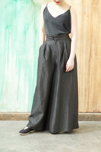 Silk Wide Leg Pants (SKU: 20SS-LK0072-S7-022M)