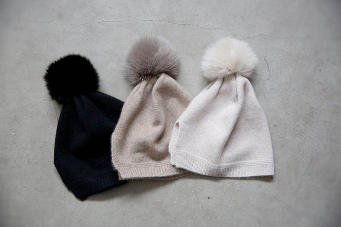 Women's Cashmere Toque