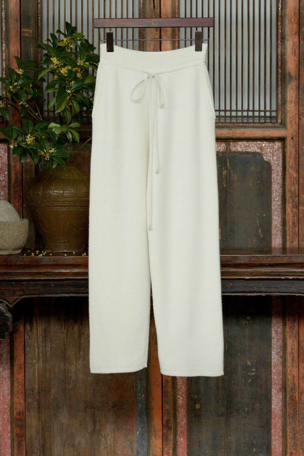 Women's Cashmere Trouser