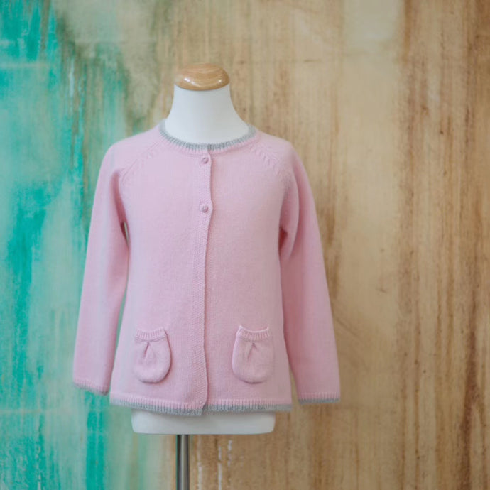 Children's Cashmere Collection Cardigan