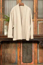 Load image into Gallery viewer, Women's Cashmere Cardigan Cream